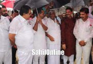Revanna opens concreted Shiradi ghat road for traffic