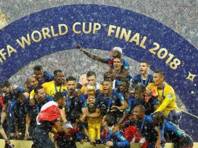 France clinches World Cup with win over Croatia
