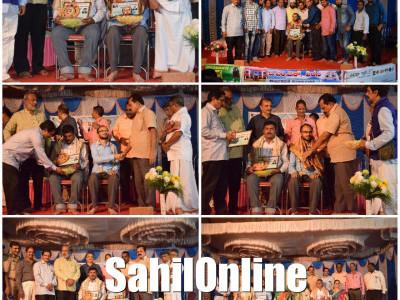 ಭಟ್ಕಳ ಸಾಹಿಲ್ಆನ್ ಲೈನ್ ಪ್ರಧಾನ ಸಂಪಾದಕ ಇನಾಯತುಲ್ಲಾ ಗವಾಯಿಗೆ ಅಜ್ಜೀಬಳ ಪ್ರಶಸ್ತಿ