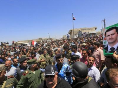شام : حلب پر اسرائیلی بم باری میں بشار کی فورسز کے 9 ارکان ہلاک