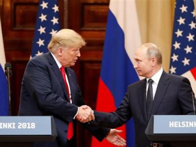 شام کے حوالے سے پوتین اور ٹرمپ کی بات چیت مشکل ثابت ہو گی : روس