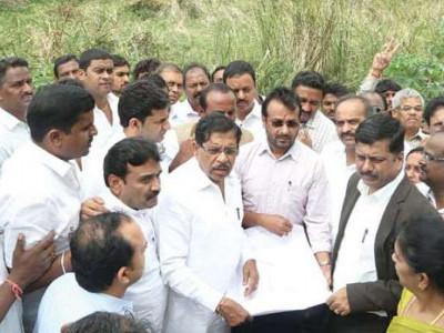 بارش کی تباہی سے نمٹنے کیلئے اقدامات کئے جائیں وزیر بنگلورو شہری ترقیات جی پرمیشور کی بی بی ایم پی افسروں کو ہدایت