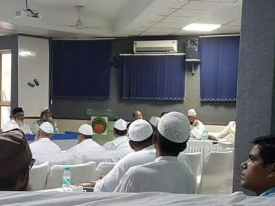 دہلی میں منعقد آل انڈیا مسلم پرسنل لا بورڈ کی عاملہ کے اجلاس میں منظور شدہ تجاویز