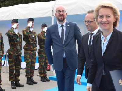 قطری میڈیا میں جرمن وزیر دفاع سے منسوب انٹرویو من گھڑت قرار