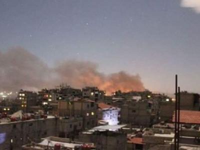 اسرائیل نے حلب ہوائی اڈّے کے نزدیک بم باری کی: شامی حکومت