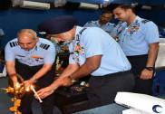 ایرو اسپیس سیفٹی کونسل کی میٹنگ کا 7 بی آر ڈی، ایئر فورس اسٹیشن تغلق آباد میں انعقاد