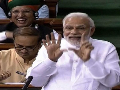 Modi govt defeats no-trust motion comfortably