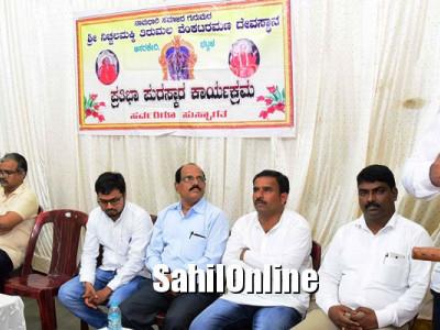ಭಟ್ಕಳ: ನಿರಂತರ ಪ್ರಯತ್ನದಿಂದ ಸಾಧಕರಾಗಬಹು-ಸುನಿಲ್ ನಾಯ್ಕ