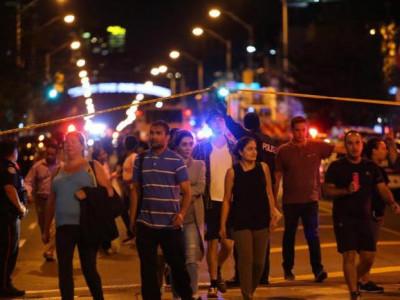 ٹورنٹو میں فائرنگ کے واقعے میں ایک ہلاک، 13 زخمی