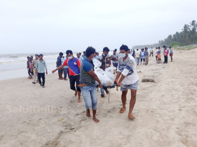 Missing fisherman from Gangolli traced in Arabian Sea