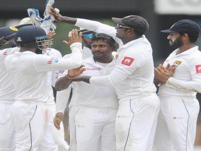 سری لنکا نے دوسرے ٹیسٹ میں جنوبی افریقہ کو 199رن سے شکست دی ، سری لنکا نے سیریز 2-0سے اپنے نام کی