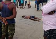 مرڈیشور سمندر میں غرق ہوکر لاپتہ ہونے والے نوجوان کی نعش آج برآمد
