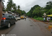 3 killed, more than 15 hurt in bus-truck collision in Kumta