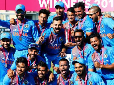 ٹی 20 سیریز:ہندوستاننے انگلینڈ کو 7 وکٹ سے شکست دے کر 3 میچوں کی سیریز 1-2 سے اپنے نام کرلی