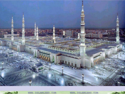 مسجد نبوی میں سکیورٹی اہلکاروں کی خدمات پر ایک نظر