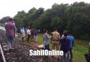 بھٹکل میں ٹرین کی ٹکر سے نوجوان ہلاک