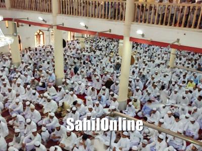بھٹکل میں پورے جوش و خروش کے ساتھ عید الفطر منائی گئی؛ مولانا عبدالعلیم ندوی اور مولانا خواجہ مدنی کا نوجوانوں سے پرزور خطاب