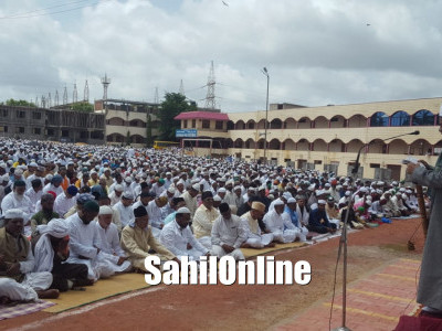 Id-ul-Fitr celebrated with gaiety in Hubli