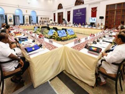 ನೀತಿ ಆಯೋಗ ಸಭೆಯಲ್ಲಿ ಸಾಲ ಮನ್ನಾಕ್ಕೆ ಕೇಂದ್ರದ ನೆರವು ಕೋರಿದ ಸಿಎಂ ಕುಮಾರಸ್ವಾಮಿ