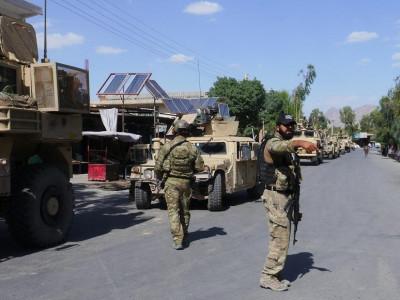 ننگر ہار: طالبان پر خودکش حملے میں ہلاکتوں کی تعداد 36 ہو گئی