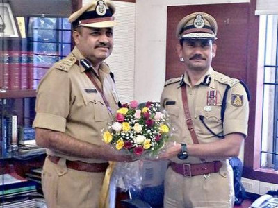 T.R. Suresh returns as Police Commissioner