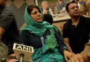 محبوبہ مفتی نے عمران خان کو دیا جواب،کہا،پٹھان کوٹ حملے کے مجرموں کو اب تک نہیں دی گئی سزا