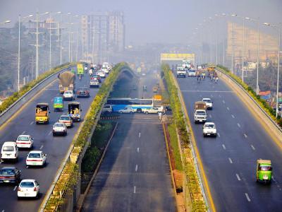 ٹریفک پر قابو پانے کیلئے دو فلائی اوور کی تعمیر عنقریب