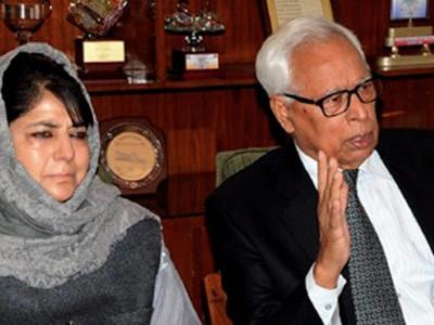 جموں وکشمیرمیں صدر رام ناتھ کوند نے دی گورنر راج کے نفاذ کی منظوری