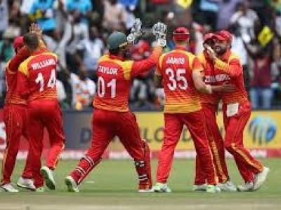 زمبابوے کرکٹ ٹیم کا اعلان