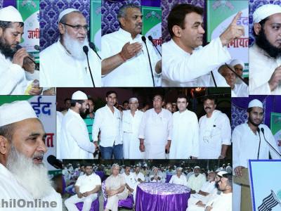 مظفر نگر کے بڑھانہ میں جمعیۃ علماء کے زیراہتمام عید ملن کی شاندار تقریب؛ کئی اہم سیاسی اور سماجی شخصیات کی شرکت
