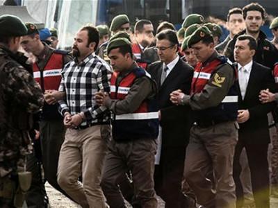 ترکی بغاوت: تعاون کے الزام میں47افراد گرفتار