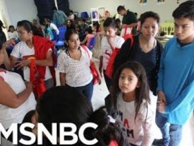 بچوں کو ان کے والدین سے ملادیا: امریکی حکام