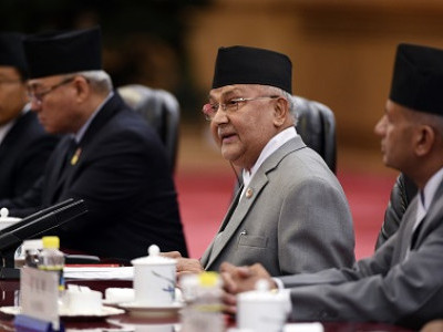 Nepal to maintain ties with India, China, pursue independent foreign policy: KP Oli