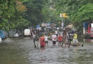ممبئی میں موسلادھار بارش سےمعمولات زندگی درہم برہم