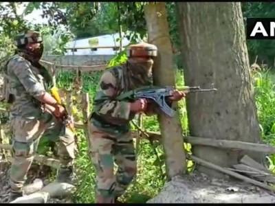 کولگام میں فوجی ٹکڑی پر حملہ، جوابی کارروائی میں لشکر طییہ کے دو جنگجو جاں بحق