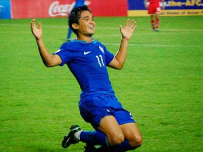 Women's football team better than men's: Chhetri