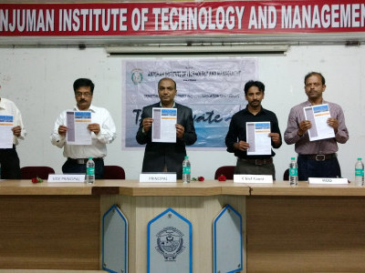 Two-day workshop on Computer Network Simulation using NS2 held at AITM, Bhatkal
