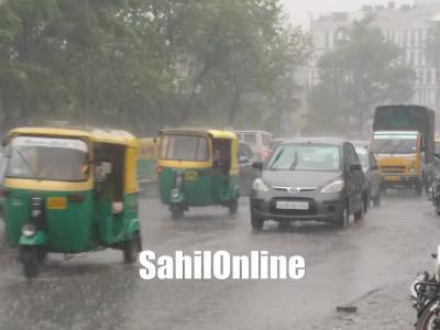 Unseasonal rains cool down Bengaluru and parts of Coastal Karnataka