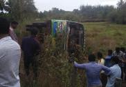 2 killed in a bike-truck collision in Udupi