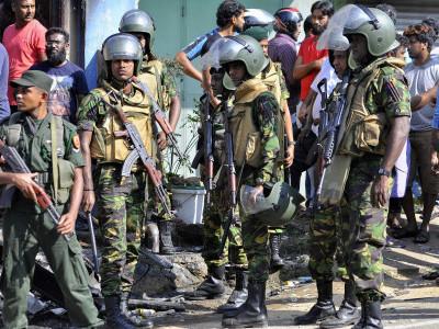 سری لنکا میں نافذ ہنگامی حالت ختم کر دی گئی