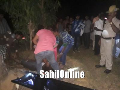 ناریل نے لی نوجوان کی جان ؛ گنگولی میں پیش آیا حادثہ