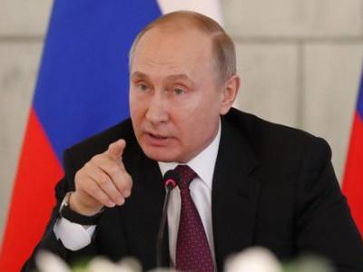ولادی میر پوتین چوتھی مدتِ صدارت کے لیے 74 فی صد ووٹ لے کر کامیاب
