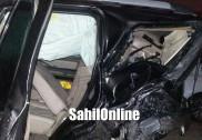 مسقط میں بھٹکلی کار کو پیش آیا سڑک حادثہ؛ ایک پولس اہلکار سمیت بھٹکل کے دو لوگ زخمی