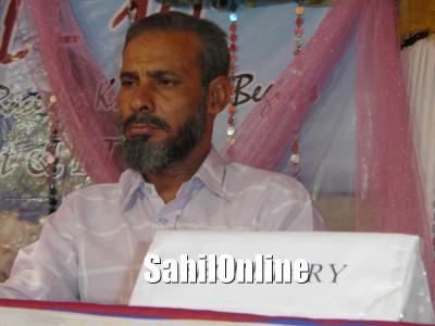 جناب ایس ایم عبدالعظیم سنٹرل مسلم ایسو سی ایشن آف کرناٹکاکی مجلس انتظامیہ کے رکن منتخب