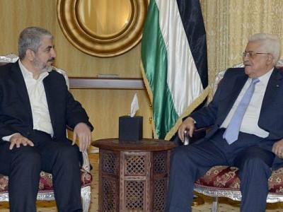 عباس نے غزہ پر نئی پابندیاں عاید کردیں، مصرپر منافقت کا الزام