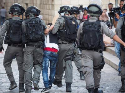 اسرائیلی فوج کی چھاپہ مار کارروائیوں میں17 فلسطینی گرفتار