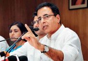Where is PM Modi's 56-inch chest, asks Surjewala on BSF jawan's mutilation