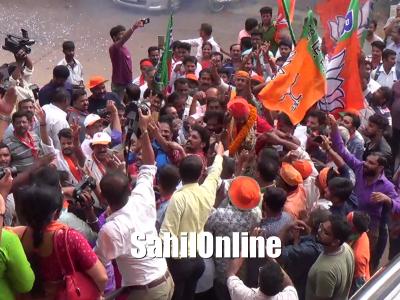 Karnataka Assembly Election 2018:  BJP wins 7 seats out of 8 in Dakshina Kannada