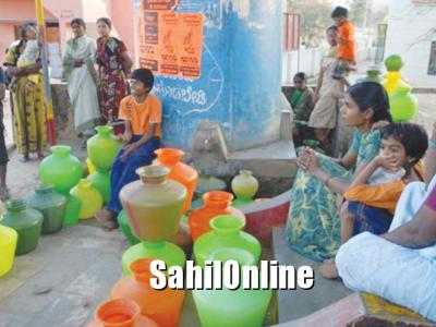 Drinking water crisis hits joida taluk