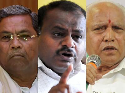 کرناٹک کے عوام نے تینوں پارٹیوں کو خوش کردیا